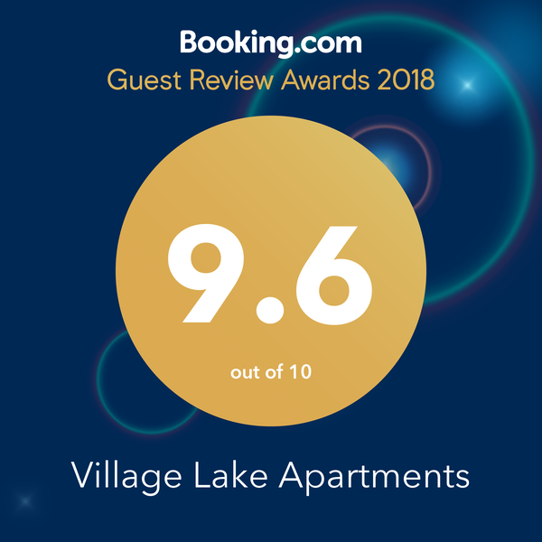 Village Lake Apartments Awards
